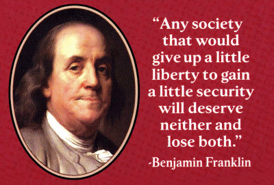 Security and Liberty